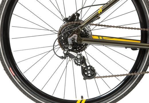 cambio como transportar a bicicleta no carro